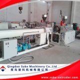 Machine de ligne de production PVC Twin Pipe