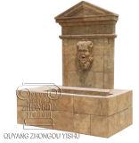 Fontein van het Water van de Fontein van het Water van de tuin de Fontein Gesneden Marmeren Openlucht