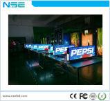 Visualizzazione di LED di pubblicità superiore del tassì di P3mm