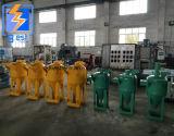 Apparecchi a getto di sabbia approvati ISO9001, strumentazione senza polvere di sabbiatura