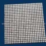 Hexagonale of Vierkante Alumina Ceramisch in de RubberVoering van de Slijtage