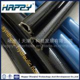 Boyau hydraulique à haute pression de nylon de boyau de SAE100 R7/R8