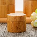 chocs 10g cosmétiques en bambou avec le choc intérieur de bambou de pp
