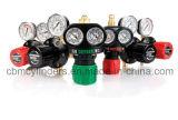 Calibres de pressão do gás