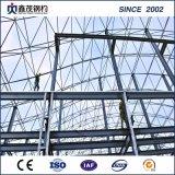 Os edifícios de aço pré-fabricados de aço claros modulares personalizaram o projeto