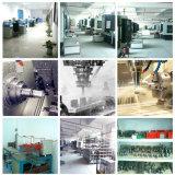 Peças fazendo à máquina feitas à máquina CNC do alumínio com a 3/4/5 de máquina da linha central