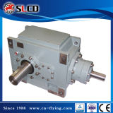 Schraubenartige abgeschrägte Hochleistungsgetriebe der rechtwinkligen Welle-B3-8 für hölzerne Tabletten-Maschine