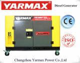 Yarmax9.5kVA 10kVA wassergekühltes leises Dieselgenerator-Set