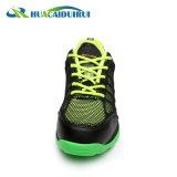 O melhor tipo sapatas do esporte de segurança respiráveis