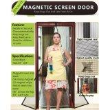 Magnetische Bildschirm-Tür für doppelte Türen