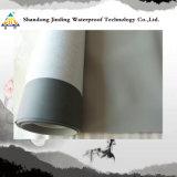 La membrane imperméable à l'eau de PVC d'exposition pour la toiture a employé