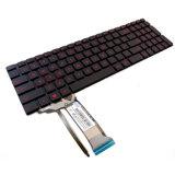 Asus Gl552 Gl552j Gl552jx Gl552V Gl552vl Gl552VW를 위한 컴퓨터 키보드 또는 휴대용 퍼스널 컴퓨터 키보드 또는 타전된 키보드 저희 배치