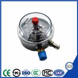 Новый продукт масла заполнен электрическим током - электрический контакт к манометру