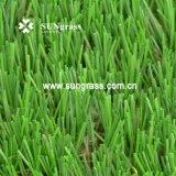 高密度との美化のための高品質の緑の人工的な草