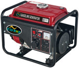 1kw /2.6HP Air-Cooled Portable generador de gasolina (2200C)