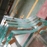 15mm ultra großes Niedrig-Eisen ausgeglichenes Glas