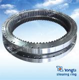Шарик диаметра Двойн-Рядка подшипника Slewing по-разному с внутренне шестерней с SGS