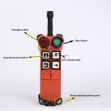 Los mejores controles sin hilos industriales F21-4D de Radio Remote