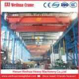 Doppelter Träger-elektrischer Überführung-Kran 20 Tonnen-Preis