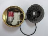 Potenciômetro giratório volumétrico Tipo molhado Medidor de água de bronze