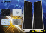 25watt Solarworld todos en un panel Solar Farolas LED