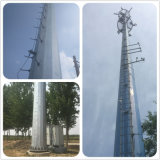 최신 복각 직류 전기를 통한 단 하나 관 원거리 통신 안테나 탑