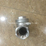 One Way Thread Swing CHECK valve