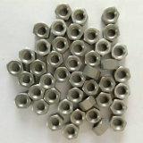 Fabrication de 99,95 % de molybdène Vis et écrou/Fixations de molybdène