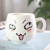 ハンドメイド普及したコーヒーカップの陶磁器のマグ