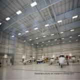 중국 작풍 빛 강철 프레임 구조 Prefabricated 창고 격납고