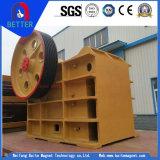 De Maalmachine van de Rots van de Kiezelstenen van de Kaak van de Fabrikant PE1500X1800 van China voor Weg/Spoorweg