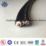 UL719 600V медного провода с изоляцией из ПВХ ПВХ-оболочка Nm-B
