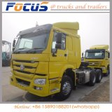 아주 새로운 Sinotruck HOWO A7 4X2 6 바퀴 트랙터 트럭 도매업자