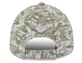 Camouflage Material Baseball Cap Sports Chapeaux À Broderie Logo