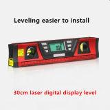 L'alta qualità del livello del laser livella il righello di alluminio