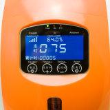 2L totalmente portátil Concentrador de oxigênio inicial inteligente gerador com nebulizador trabalho silencioso compacto