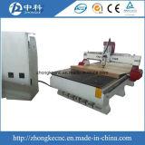 Máquina do router do CNC de 3 linhas centrais para o Woodworking