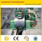 StahlSheet Shearing und Slitting Machine Metal Sheet Slitting Machine Line Steel Coil Cut zu Length Line