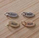 Il fascino su ordinazione Jewellry del metallo borda i pendenti del metallo della modifica per la collana ed il braccialetto