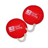 Ventilador Dobrável De Frisbee Portátil De Design Agradável