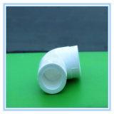 Encaixes brancos qualificados ISO de PPR para a conexão de tubulação de 20~110mm