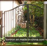 صنع وفقا لطلب الزّبون [ورووغت يرون] بوّابة درب مدخل [سوينغ غت]