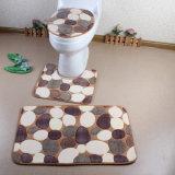 목욕탕 세트 얇은 물은 3개 피스 발닦는 매트 세트를 흡수한다