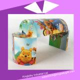 Het promotie Stuk speelgoed van de Kubus van het Raadsel van de Cilinder voor Jonge geitjes Mc016-006