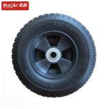 Mousse de PU Roue, roue libre à plat, polyuréthane mousse de PU250-4 roue de roue