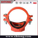 FM UL Galevaniseerd/geschilderd/Epoxy ijzerductiel Outlet Threaded Mechanical Tee Factory