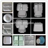 PS Les boîtes de machine d'Extrusion de feuilles de mousse de boîtes de garantie de qualité de la machine à mousse