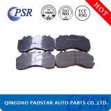 Qualidade Anti-Wear Auto Peças de pastilhas de travões de disco de freio