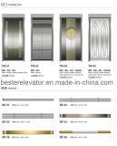 Беззубчатый лифт пассажира для коммерчески и селитебных зданий
