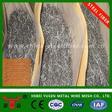 Fibras de reforço concretas sintéticas de aço